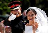 Paviešino dar niekur nematytus Harry ir Meghan vestuvių kadrus: mini svarbią progą