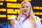 Rusai netiki Meilutyte: pateikia savo versiją, kodėl lietuvė palieka sportą
