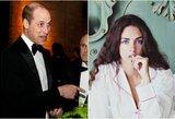 Atskleistos netikėtos detalės apie tariamą Williamo meilužę: ne prastesnė už Kate