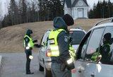 Nemalonumai vairuotojams: pažeidėjams – įspūdingos baudos