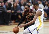 Vasaros krepšinio drama baigėsi – LeBronas Jamesas pasirinko Los Andželą