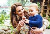 Middleton paviešino naujausias šeimos nuotraukas: dėmesio centre – vienas žmogus