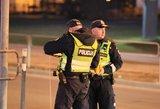 Kraupus policijos radinys – aptiktas vyro kūnas su smurto žymėmis