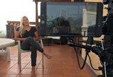 Kuriamas dokumentinis filmas apie Rūtą Meilutytę