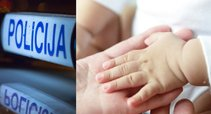 Policija aiškinasi kūdikio apsinuodijimo narkotikais aplinkybes (nuotr. tv3.lt)