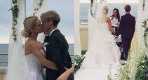 Editos Daniūtės vestuvės (tv3.lt fotomontažas)
