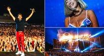 SEL koncertas (tv3.lt fotomontažas)