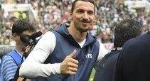 Zlatanas Ibrahimovičius (nuotr. SCANPIX)