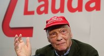 Niki Lauda (nuotr. SCANPIX) (nuotr. SCANPIX)