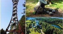 Lankytinos vietos Lietuvoje (TV3 koliažas)