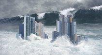 Užtvindymo grėsmė: Indonezija jau perkelia sostinę, šimtų miestų laukia liūdnas likimas (nuotr. 123rf.com)