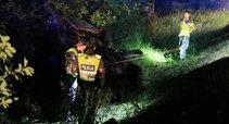 Susidūręs su vilkiku žuvo lengvojo automobilio vairuotojas (nuotr. Broniaus Jablonsko)