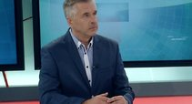 Klimatologas. A. Bukantis (nuotr. TV3)