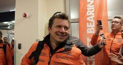Dakaro legenda Juknevičius mini dvi šventes: nori ramybės