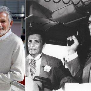 Liūdna žinia: mirė filmų apie Džeimsą Bondą žvaigždė