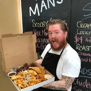 Wee Man's Kitchen kalorijų bomba
