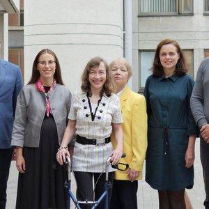 Neįgaliųjų teisų konvencijos įgyvendinimą stebės nepriklausoma komisija