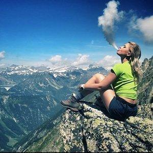 Leonavičiūtė ryžosi avantiūrai: dalijasi pikantiškais kadrais kalnuose