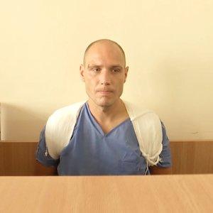 Nužudymu įtariamas vyras