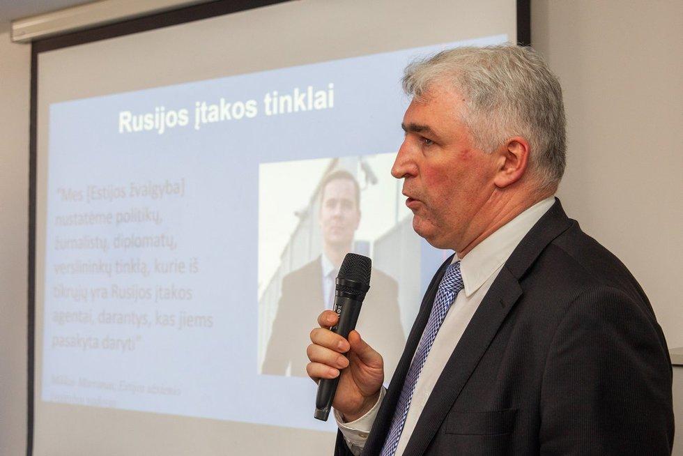 Atviros Lietuvos fondas: Lietuvos geležinkeliai, ataka iš Rytų (I. Gelūno nuotr./fotobankas.lt)