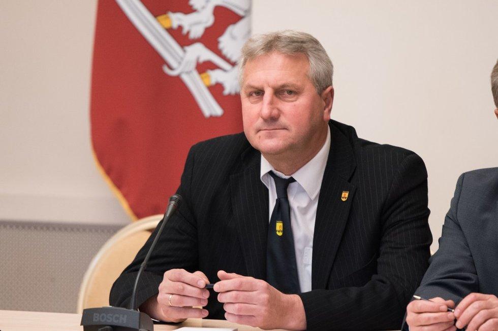 Saulius Gegieckas (nuotr. Fotodiena.lt)