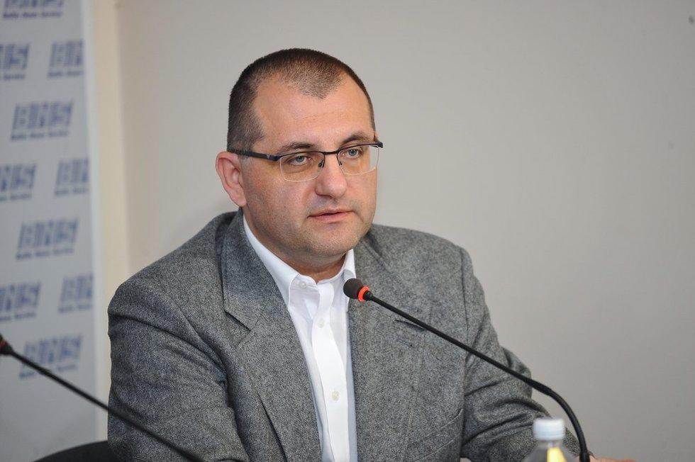 prof. Vytautas Kasiulevičius (nuotr. Fotodiena.lt/Roko Lukoševičiaus)