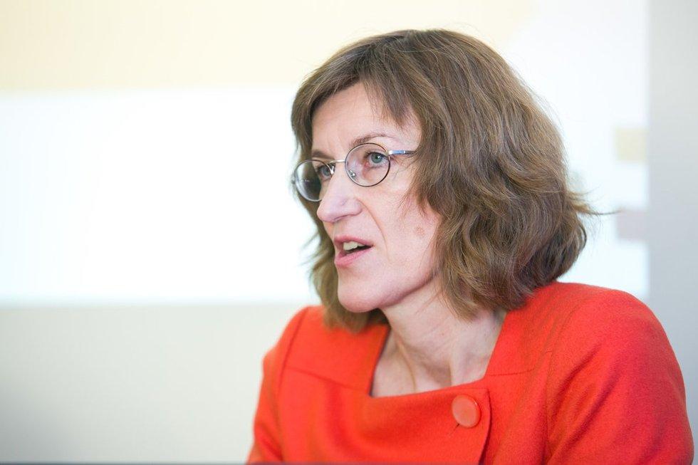Viešųjų pirkimų tarnybos direktorė Diana Vilytė Andrius Ufartas/Fotobankas