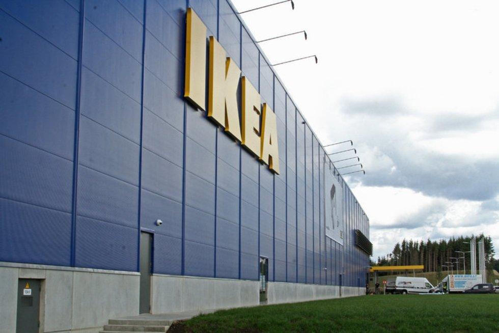 Ikea Vilniuje (nuotr. Balsas.lt/Vladimiro Paranino)