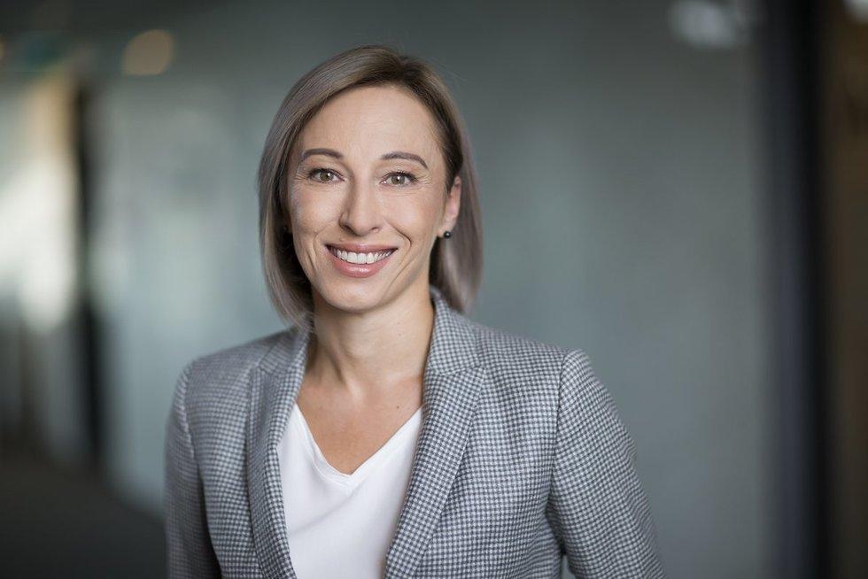 """Jūratė Cvilikienė (nuotr. """"Swedbank"""")"""