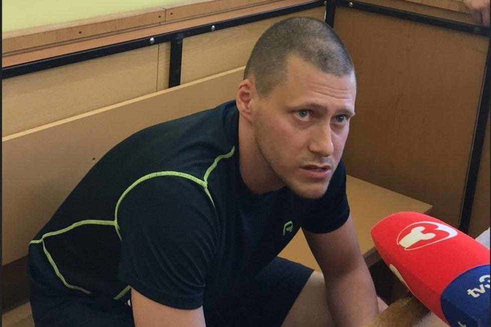 Nuteistasis Maksimas Orlovskis (nuotr.: tv3.lt)