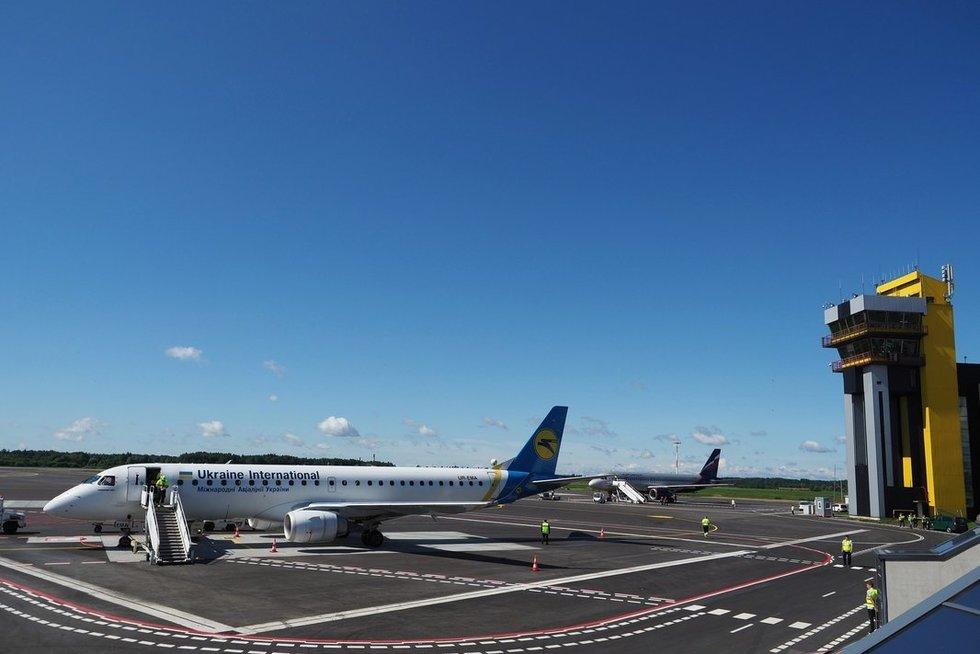 Kauno oro uostas (nuotr. M. Jankus, Aviacijos pasaulis)