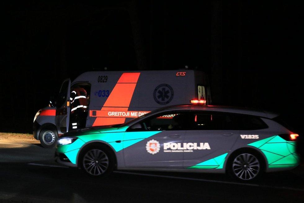 Greitoji, policija (nuotr. Broniaus Jablonsko)