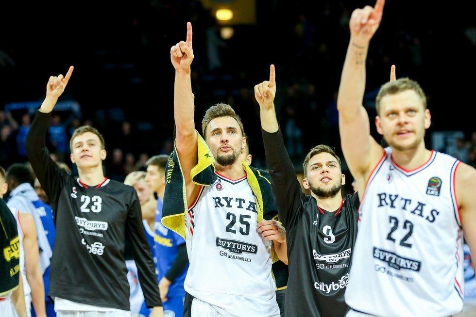 """Vilniaus """"Rytas"""" (nuotr. Fotodiena.lt)"""
