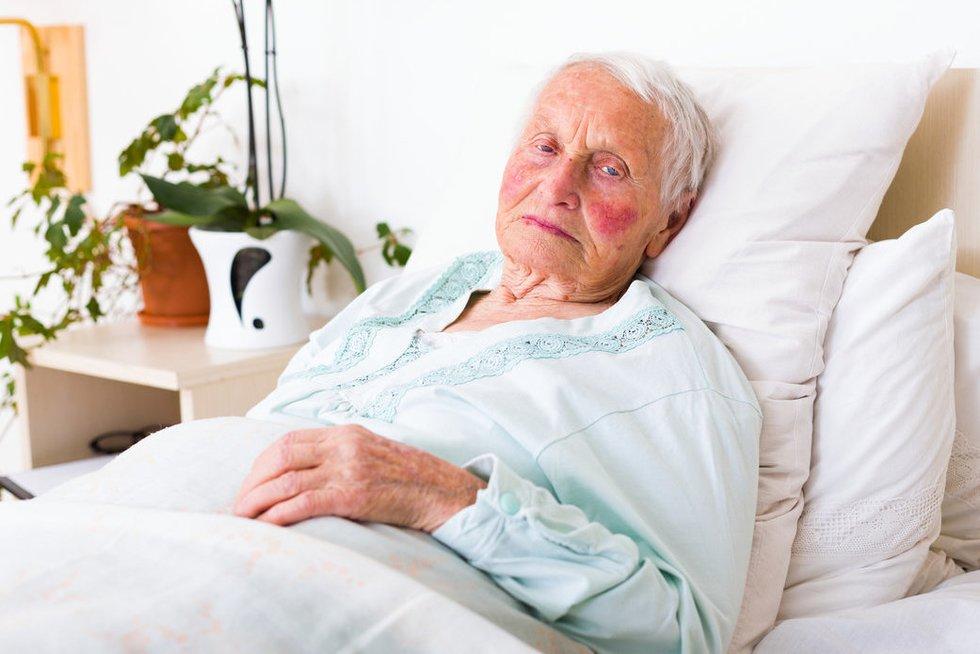 Močiutė (nuotr. Fotolia.com)