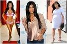 Kim Kardashian (tv3.lt fotomontažas)