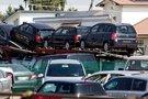 Parduodami automobiliai (Kęstutis Vanagas/Fotobankas)