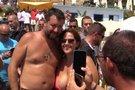 Italijos vicepremjeras Metteo Salvinis (nuotr. stop kadras)