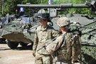 Karinės pratybos Estijoje (nuotr. SCANPIX)