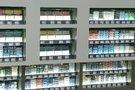 Rūkalai parduotuvėje (nuotr. stopkadras)