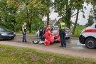 Nelaimė Vilkaviškio rajone – užgeso vairuotojo gyvybė (nuotr. Raimundo Maslausko)