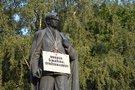 Plakatai Vilniuje (nuotr. facebook.com)