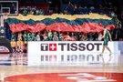 Lietuva – Dominikos Respublika akimirkos (nuotr. FIBA)