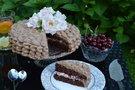 Šokoladinis tortas su vyšniomis (http://skanuskasneliai.blogspot.com)
