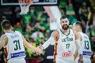 Lietuvos rinktinė (nuotr. FIBA)