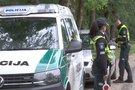 Policija Jurbarke