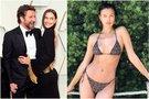 Bradley Cooper ir Irina Shayk (tv3.lt fotomontažas)