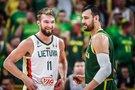 Lietuva-Australija akimirka (nuotr. FIBA)