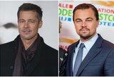 Seksualieji B. Pittas ir L. DiCaprio – neatpažįstami: gerbėjai eina iš proto
