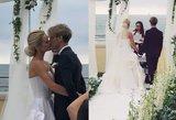 Daniūtė pasidalijo magiškais vestuvių kadrais: atskleidė, kokią pavardę pasirinko