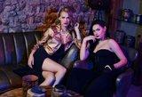 """""""Pinup Girls"""" naujoje fotosesijoje suspindėjo paslaptingu seksualumu"""